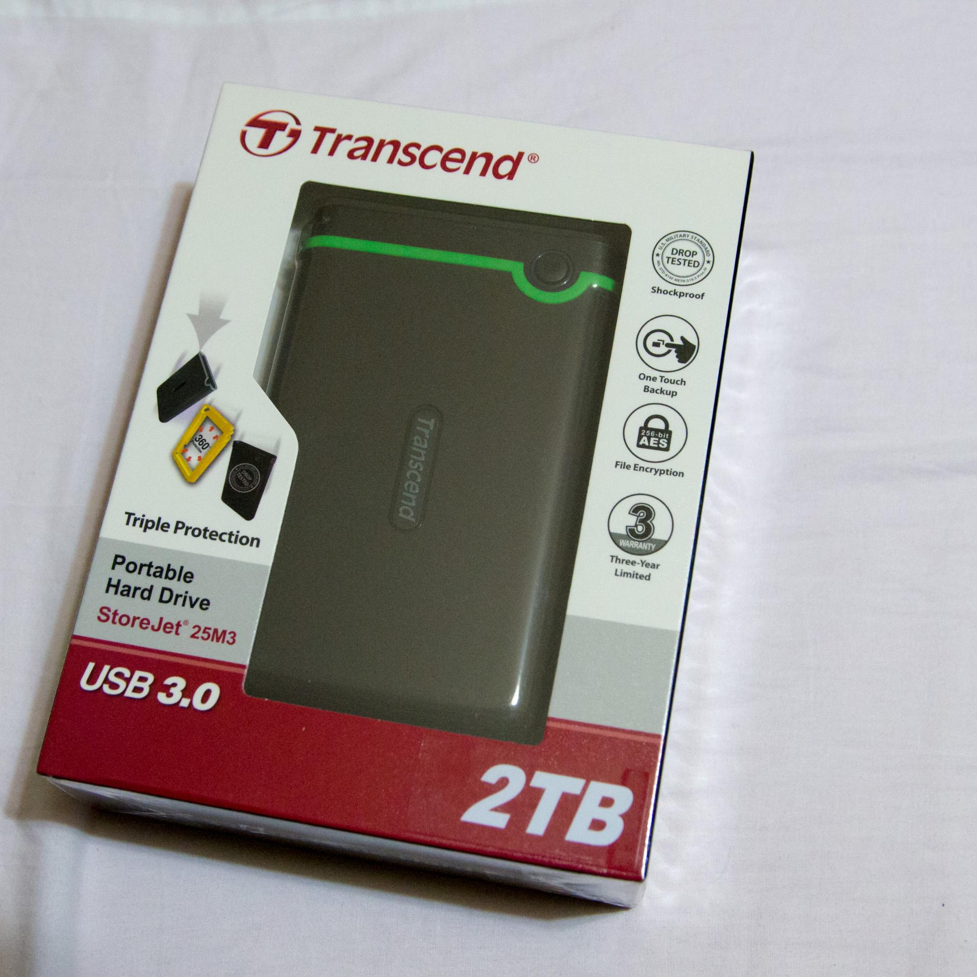 Transcend Store Jetのパーティションを分けてTimeMachineとデータディスクを両立させる